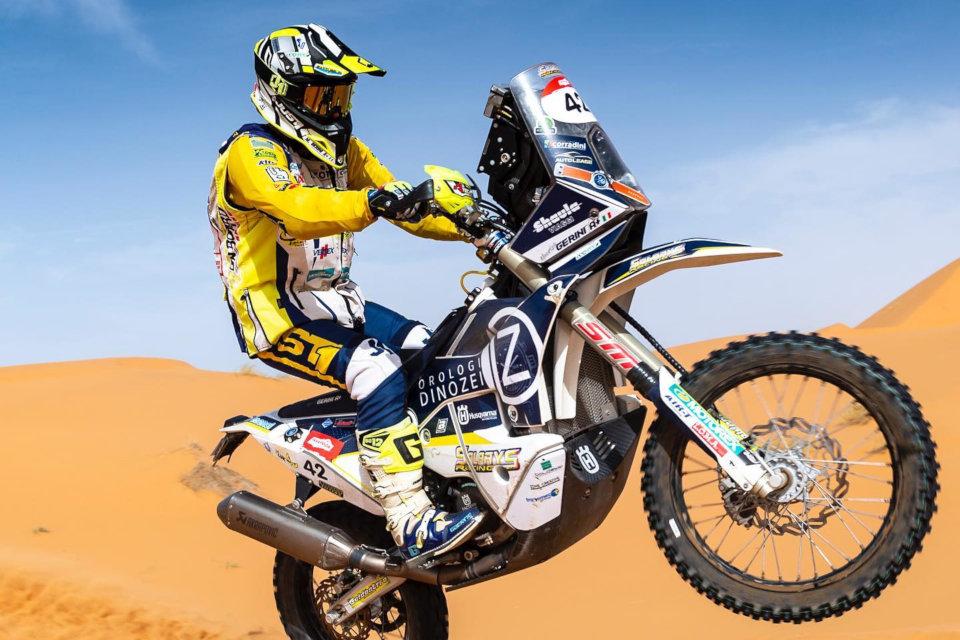 Maurizio Gerini - Merzouga - Sahara Desert